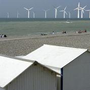 Éolien offshore: deux candidats en lice
