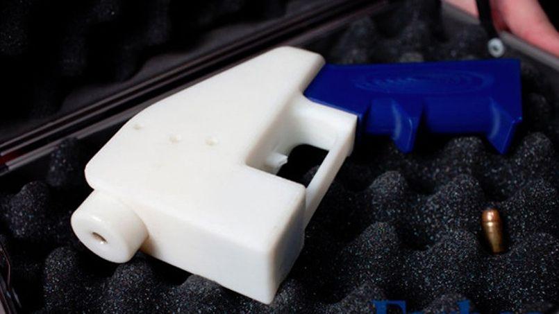 Les armes «imprimées» inquiètent les forces de l'ordre PHO40eeedc0-4476-11e3-a4fa-704d93ba2342-805x453