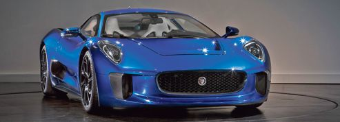 Jaguar esquisse son avenir