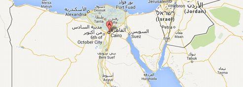 La Française disparue en Égypte retrouvée «choquée»