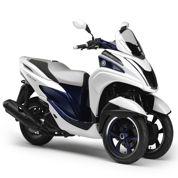 Yamaha Tricity, variation nipponne autour du trois-roues