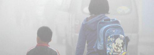 Une Chinoise de 8 ans atteinte du cancer du poumon