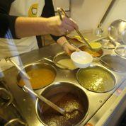 Les 5 meilleures soupes de Paris