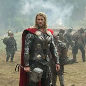 Thor 2 assomme Gravity