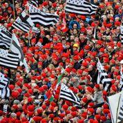 Des bonnets rouges venaient d'Écosse