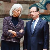 S&P sanctionne la politique économique de Hollande