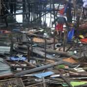 Philippines : au moins 100 morts après le supertyphon