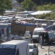 Un camp de Roms menacerait l'apport en chauffage de Paris