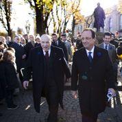 11 Novembre : chahuté, Hollande lance la saison des commémorations