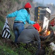 Manifestations de Lille à Martigues et radars détruits