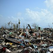 Les images spectaculaires du typhon Haiyan