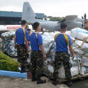 Comment est organisée l'aide humanitaire aux Philippines