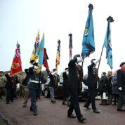 Mobilisation inédite pour les funérailles d'un vétéran de 39-45