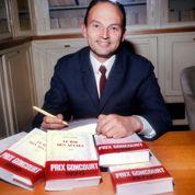 1970, Michel Tournier remporte le prix Goncourt