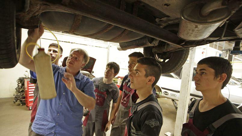 Jeunes: les armes anti-chômage qui marchent ailleurs en Europe