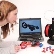 L'imprimante 3D s'invite chez les particuliers