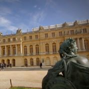 Deux flashmobs au château de Versailles