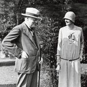 Churchill: un couple uni par l'humour