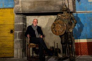 Le commissaire-priseur Claude Aguttes a craqué, il y a dix ans, pour le château de Tournoël.