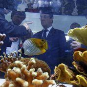 Hollande s'offre un jour de répit à Monaco