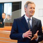 L'ex-président Wulff devant ses juges