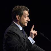 Le déjeuner de Nicolas Sarkozy avec les Amis de Jacques Chaban-Delmas