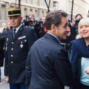 Sarkozy vante l'esprit d'ouverture