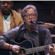 Eric Clapton en toute intimité