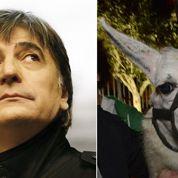 Serge le lama propulse Serge Lama