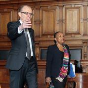 Christiane Taubira face au malaise des magistrats