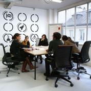 Paris chouchoute les créateurs de start-up