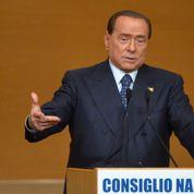 Déchirure historique du parti de Berlusconi