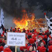 Trois «bonnets rouges» comparaissent pour violences à Quimper
