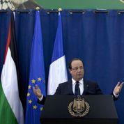 Le président français appelle à investir en Cisjordanie