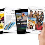Une nouvelle définition pour l'iPad mini