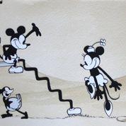 Disney ressuscite le premier Mickey pour Noël