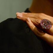 Les diamants de couleur ont le vent en poupe