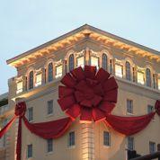 Cruise et Travolta inaugurent une église de scientologie