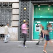Les agences bancaires s'adaptent à la révolution du Net