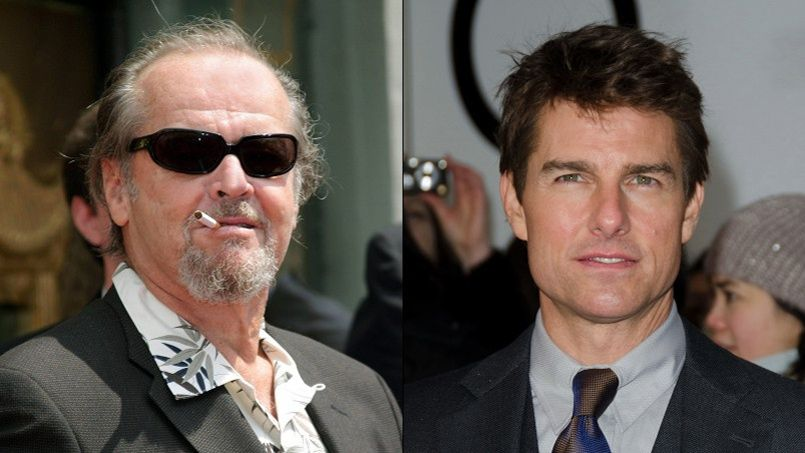Jack Nicholson et Tom Cruise pourraient être de nouveau réunis dans <i>El Presidente</i>. <i>Crédits photos: Rue des Archives/BCA.</i>