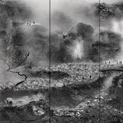 Photo : Eurazeo célèbre le noir et blanc