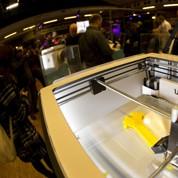 L'impression 3D gagne les entreprises et le grand public