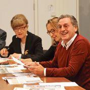 Daniel Auteuil, rédacteur enchef du Figaroscope