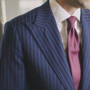 Un costume pare-balles pour homme d'affaires fortuné