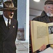 Hitler: un ancien de la 2e DB vend 4 livres du Nid d'Aigle