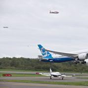 Nouveaux déboires pour le Dreamliner de Boeing
