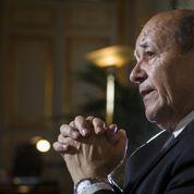 Le Drian: «La France gardera la première armée d'Europe»