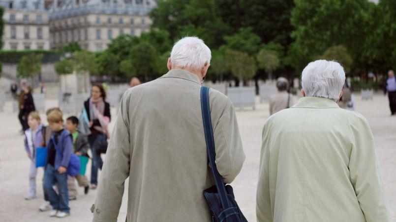 couple agee qui meurt