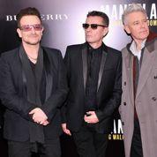 U2: une reprise live de Get Lucky qui électrise le public