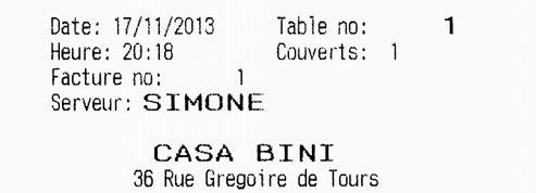 Casa Bini, sans Daniel Auteuil